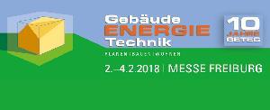 GETEC 2018 vom 02. – 04. Februar 2018 in Freiburg