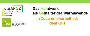 Gesucht! Energieberater für das GIH-Fraunhofer Projekt c.HANGE