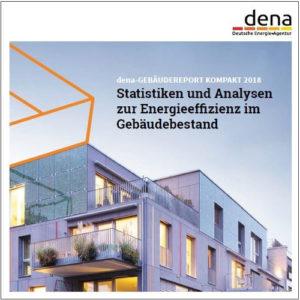 dena-Gebäudereport 2018: Energiewende im Gebäudebereich stagniert