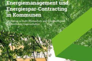 dena-Leitfaden unterstützt Kommunen beim Contracting