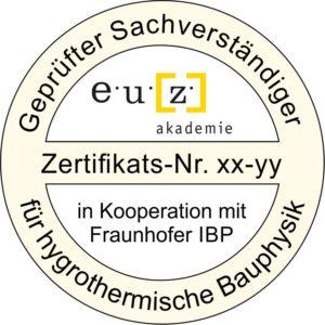 Zertifikatslehrgang: Sachverständiger für hygrothermische Bauphysik