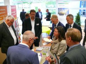 GIH Rheinland-Pfalz präsentiert sich auf dem 20. Energietag RLP in Bingen
