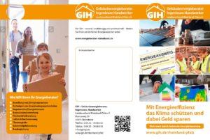 GEG: Was soll das? – Online-Seminar des GIH-RLP klärt auf!