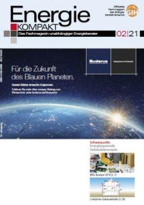EnergieKompakt 02-2021 erscheint in Kürze – Beitrag vorab: Luftdichte Gebäudehülle – Was man gegen Problemstellen tun kann