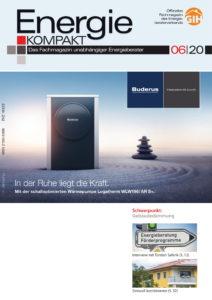 EnergieKOMPAKT 06/20 erscheint in Kürze