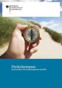 Auf einen Blick: Die Förderprogramme des BAFA
