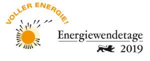 Energiewendetage 21. und 22. September 2019