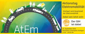 Elektro- und nachhaltige Mobilität zum Anfassen am 22.09.2019