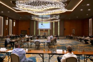 Jährliches Treffen mit GIH-Kooperationspartnern