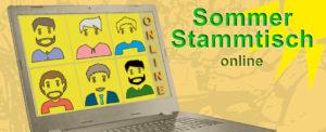 Online Sommer Stammtisch am 26.08.2021