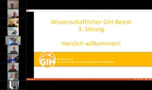 3. Sitzung des wissenschaftlichen GIH-Beirats
