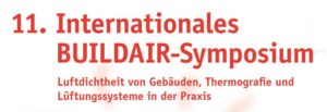 GIH auf Internationalem Buildair-Symposium vertreten