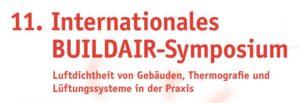 GIH auf Internationalem Buildair-Symposium vertreten