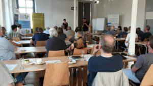 Dialog Gebäudeenergieeffizienz im Foodhotel in Neuwied am 05.06.2018