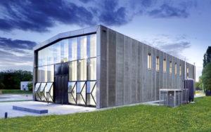 Energieeffiziente Modellfabrik