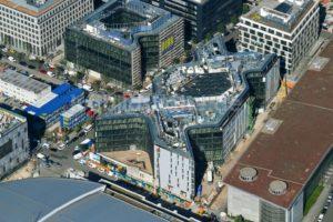 Neubau Zalando Zentrale Berlin verbindet ökologische Aspekte