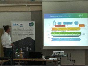GIH-Rheinland-Pfalz Wissensforum 2019 Vorblick: Grundlagen Wärmebrückenberechnung und Rückblick Brennstoffzelle