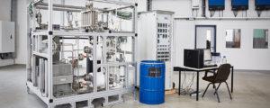 Prima Klima dank CO2-Reaktoren – Ineratec baut Anlagen, die Kohlendioxid in Sprit umwandeln