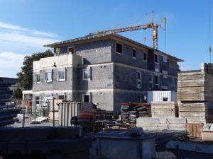Nach einem Rekord-CO2-Ausstoss der Baubranche wird nachhaltiges Bauen immer wichtiger.