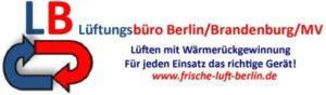Neues Fördermitglied: Lüftungsbüro Berlin/Brandenburg/MV