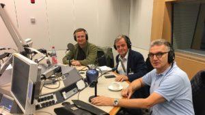 GIH-Bundesvorsitzender war am 28. September live im Deutschlandfunk