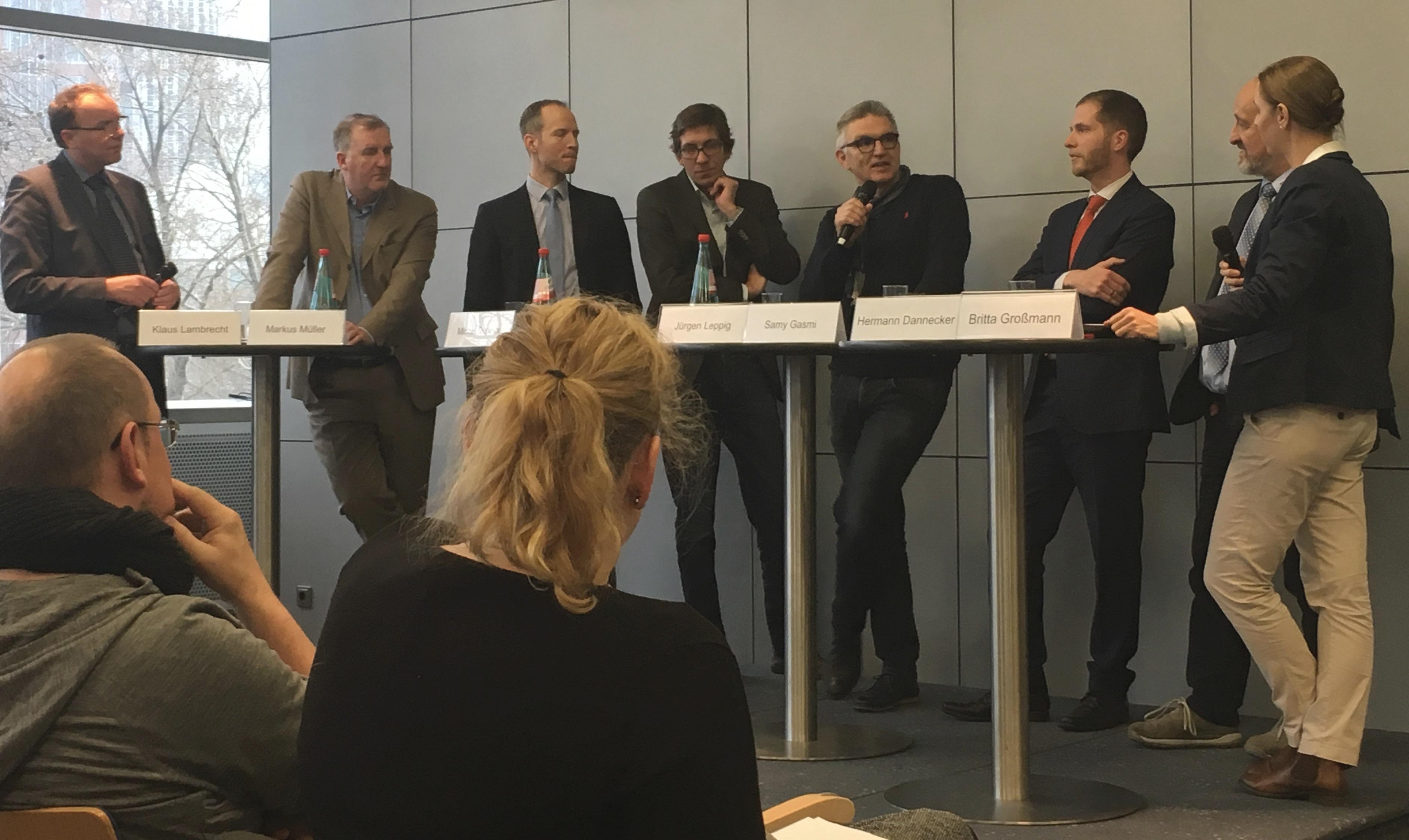 GIH beim 9. Deutschen Energieberatertag