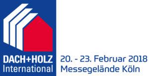 GIH auf der Dach + Holz International 20. – 23.02. Köln