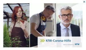 Wissenswertes zur KfW-Corona-Hilfe als Video