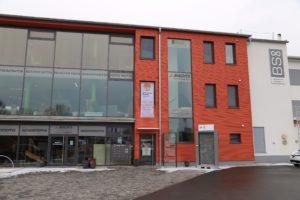 Neuer Sitz des Vereins