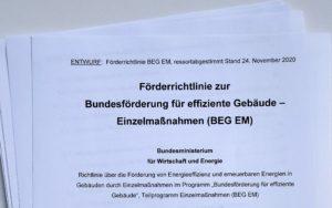 Für GIH-Mitglieder: Änderungen zur BEG – laufend aktualisiert