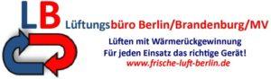 Neuer Kooperationspartner: Lüftungsbüro Berlin/Brandenburg/MV