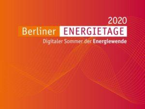 GIH auf den Berliner Energietagen