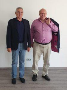 Altmaier und Leppig diskutieren Verbesserungen der Gebäudeförderung
