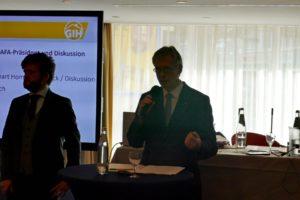 BAFA-Präsident steht bei GIH Rede und Antwort zur BEG